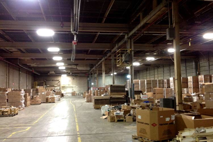 canavac lighting rebate project