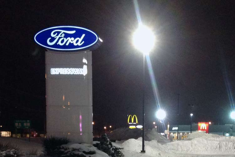 expressway ford lighting maintenance