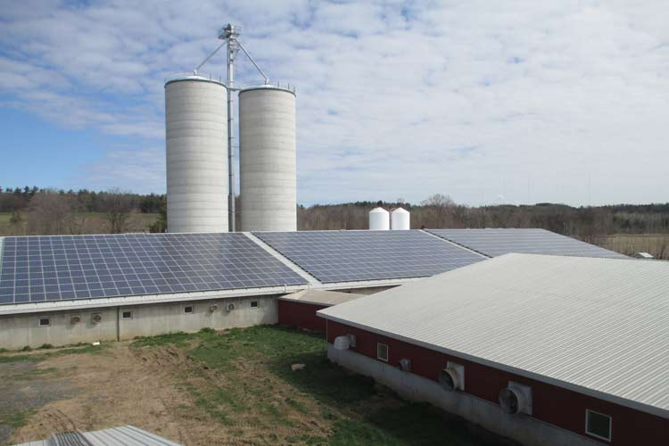 grand river farms control room solar