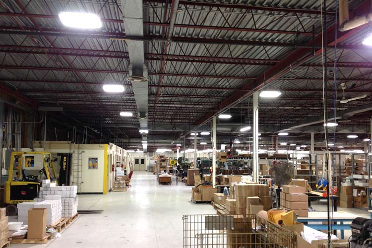 ketchum manufacturing lighting solutions