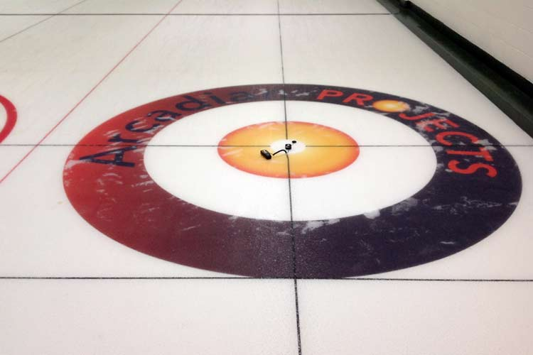 paris curling club lighting upgrade