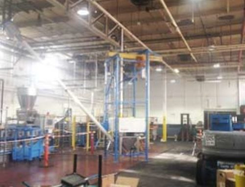 AirBoss undertaking major lighting retrofit
