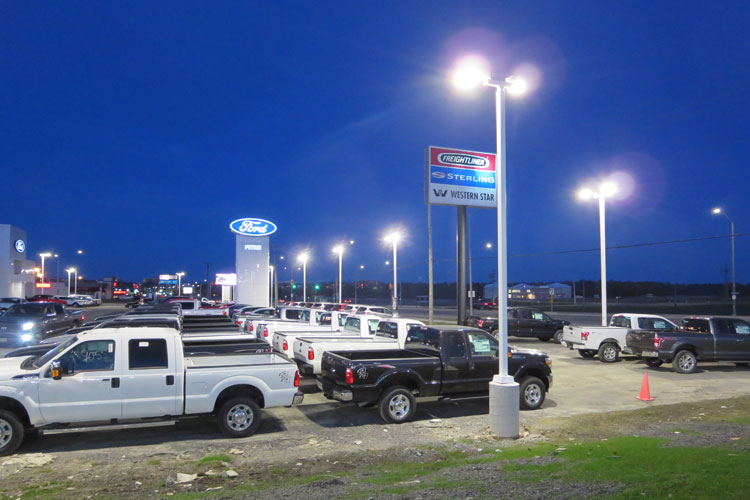 edwards ford commercial led lighting