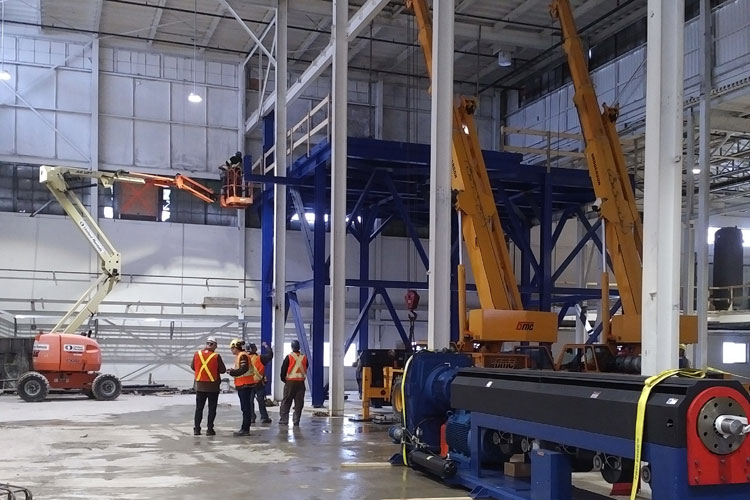 recycling-plant-industrial-project-management