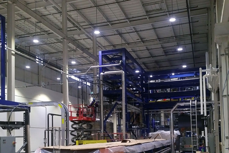recycling-plant-mechanical-process-install
