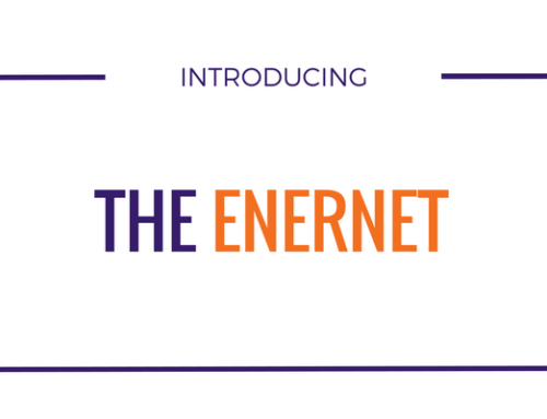 Orange is the new black – Energy is the new Internet.