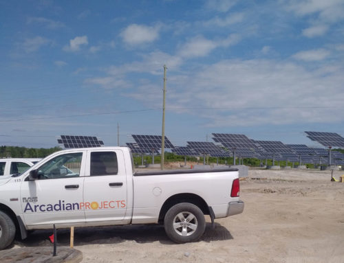 Blind River builds more solar.