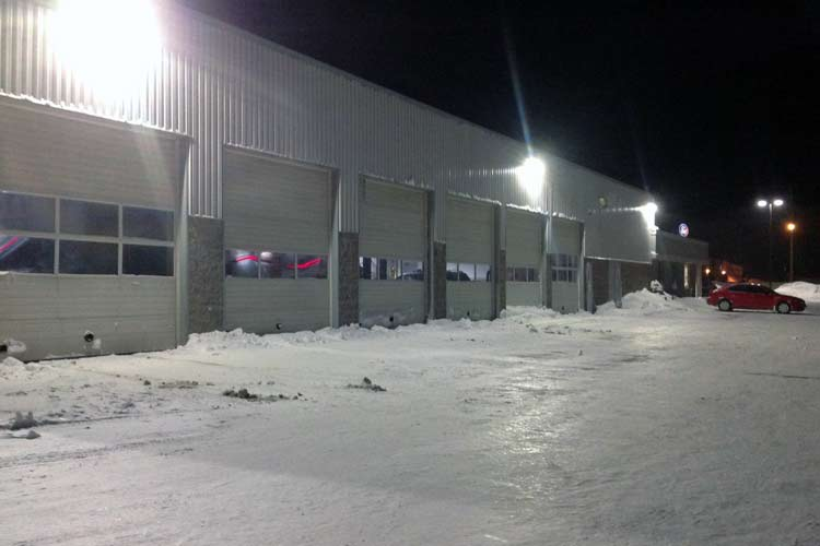 expressway ford lighting project