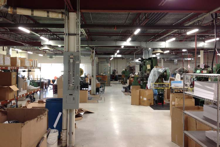 ketchum manufacturing industrial lighting