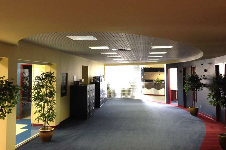 ketchum manufacturing office lighting solutions