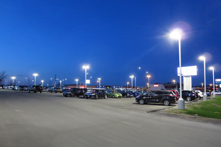 edwards ford lighting solutions