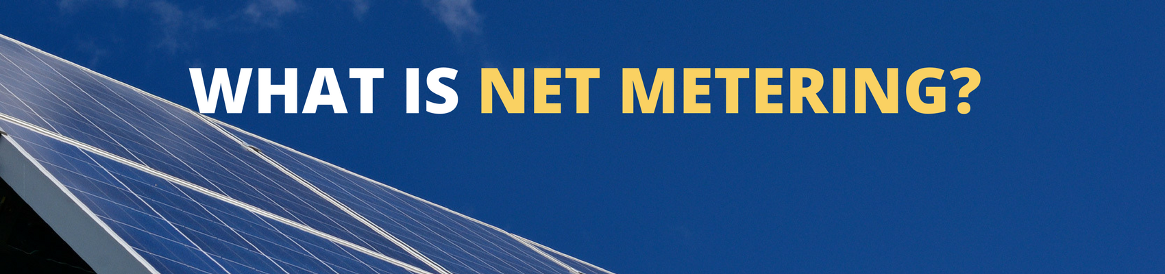 what-is-net-metering