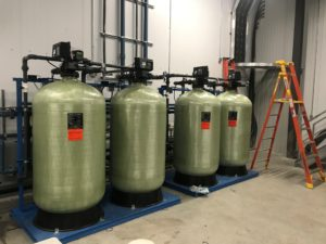 Large Water Softner at Conestoga Cold Storage